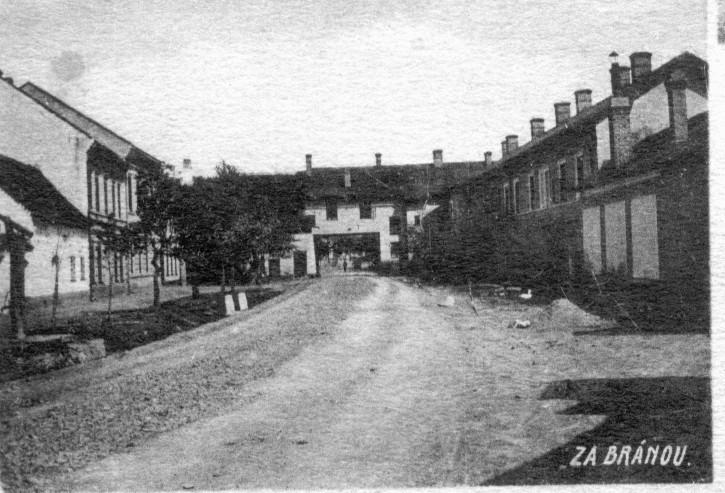 19c8d777e178 Než došlo v roce 1789 k parcelaci vrchnostenského dvora v Čelechovicích